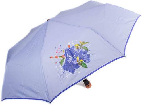 Полуавтомат,  женский зонт AIRTON (АЭРТОН) Z3651-1 антиветер