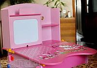 Детская Парта Hello Kitty М 0324 со стульчиком, розовая