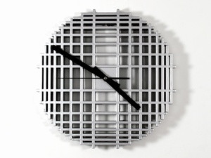 Настенные часы Решетка