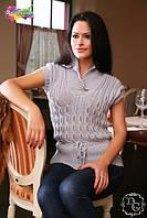 Кофта женская короткий рукав №7070