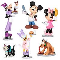 """Игровой набор фигурок """"Минни Маус и друзья"""". Disney"""