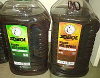 Sobol   масло  М10Г2к 4л