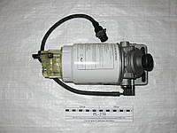 Фильтр топливный грубой очистки топлива (сепаратор) КАМАЗ ЕВРО-2 PL270 с подогревателем с сборе PreLine
