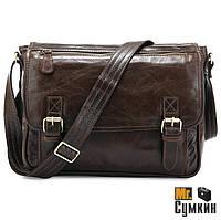 Мужская сумка через плечо 6010C