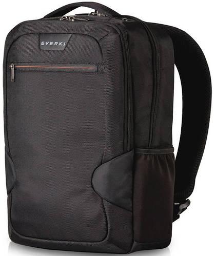 """Тонкий рюкзак премиум класса с отделением для ноутбука до 14,1"""" Everki Studio EKP118"""