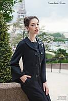 Новинка осенней коллекции Раслов 2015 стильное женское пальто, модель 185