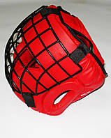 Шлем с металлической решеткой ТМ Wolf