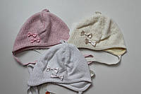 Шапка для новорожденных девочек