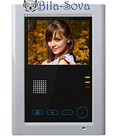 "Цветной видеодомофон 4"" LCD MT397C-CK, Competition"