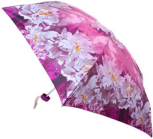 Зонт женский облегченный компактный, механика ZEST (ЗЕСТ) Z55516-11