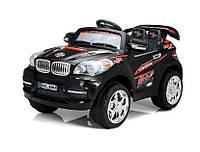 Электромобиль детский Джип Bmw  M 0570 AR-2 на р/у с надувными колесами