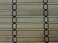 160х160 см. Жалюзи бамбук  римские шторы BRM 223