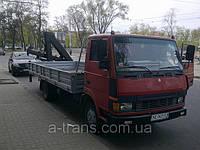 Услуги крана манипулятора 5 тонн, аренда в Днепропетровске