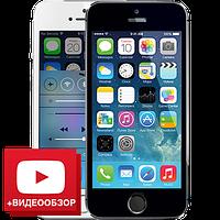 Китайский смартфон iPhone 5S, Retina-дисплей, 8 Mpx, 8 Гб, GPS, 2-х ядерный, 1 SIM, Android 4.2.2.