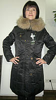 Женское пальто-пуховик Snow classic