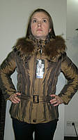 Женская куртка-пуховик Snow classic