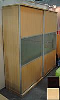 Шкаф купе арт. 0385 светлый, ширина 200см  Киев