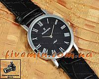 Наручные часы Romanson Adel Quartz Silver Black Roma мужские и женские унисекс кварцевые часики