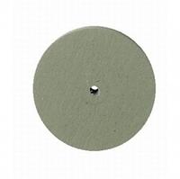 Резинка полировальная каучуковая зеленая-грубая
