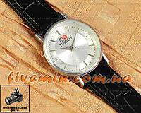 Женские наручные часы Tissot Quartz Silver White кварцевые японский механизм