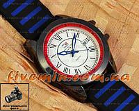 Мужские наручные часы Tommy Hilfiger Quartz Blue Black White под джинсы уличный стиль