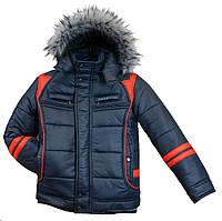 "Куртка зимняя для мальчиков ""Nord Style""."