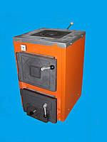 Твердотопливный котел-печь ТермоБар АКТВ-12 (плита, 1конф.)
