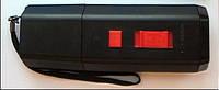 Компактный, мощный ультразвуковой отпугиватель собак поу-1, с качественным и долговечным фонариком