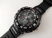 Часы спортивные G-Shock, мульти подсветка, черные