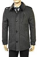 Турецкое зимнее пальто. Серое. Мужское