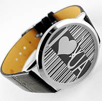 Часы с украинской символикой I (Love) UA