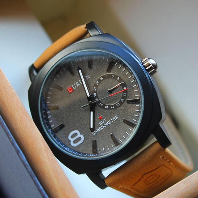 вопросе, какой curren watch gmt chronometer ваш избранник