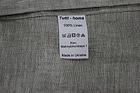 Льняное полотенце кухонное 50х70