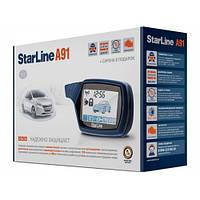 Диалоговая автосигнализация Starline A91 Dialog (Старлайн)