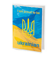 Обложка для паспорта ПВХ с вкладышем PVC/PA0006