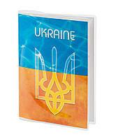 Обложка для паспорта ПВХ с вкладышем PVC/PA0007