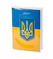 Обложка для паспорта ПВХ с вкладышем PVC/PA0009
