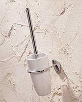 Ершик для туалета керамический навесной Napoli