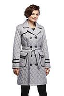 Женская куртка на силиконизированном синтепоне, фото 1