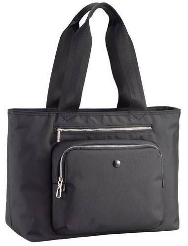 Городская, деловая сумка для женщин Sumdex MSB HPN-566BK черная