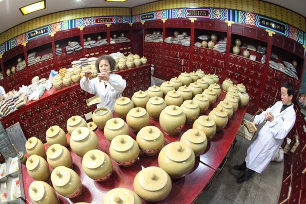 Китайские пластыри