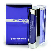 Paco Rabanne Ultraviolet men 100ml тестер. Оригинал