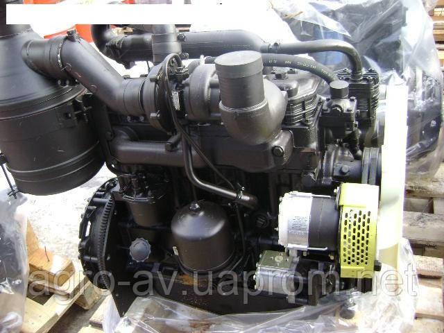 Двигатель Ммз Д-260 для Мтз-1221