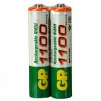 Аккумуляторы AAA GP 1100 mAh (2шт в блистере)