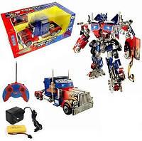 Трейлер-трансформер на р/у 2 в 1 Оптимус Прайм (Transformers) 28128