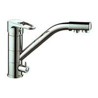 Смеситель кухонный на питьевую воду (2 в 1) Ceba 021
