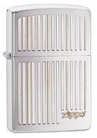 Зажигалка ZIPPO 28646 Engraved Vertical Lines