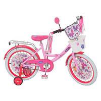 """Велосипед для девочки """"Бабочка"""""""