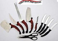 Contour Pro Knives КОНТУР ПРО + РЕЙКА Набор ножей
