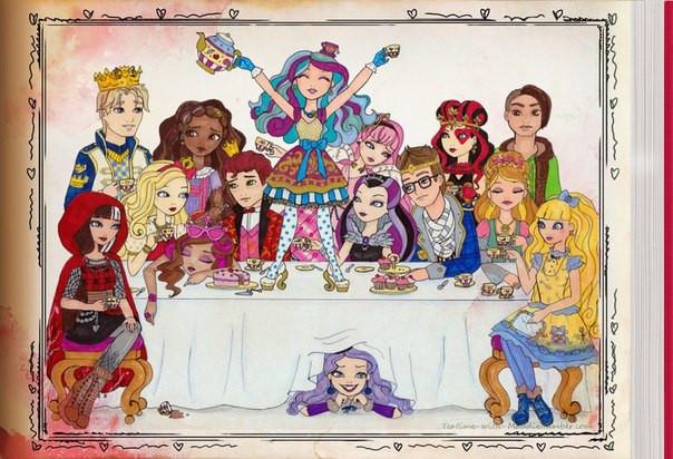 Куклы Ever After High/Куклы Долго и Счастливо или Куклы Эвер Афтер Хай